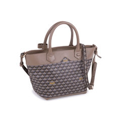 Faure le page carry on toile ecailles bag brown 2?1550471377