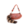 Authentic Second Hand Barbara Bui Raccoon Fur Tail Shoulder Bag (PSS-111-00014) - Thumbnail 1