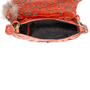 Authentic Second Hand Barbara Bui Raccoon Fur Tail Shoulder Bag (PSS-111-00014) - Thumbnail 6