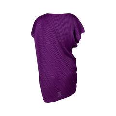 Pleats please asymmetrical pleated tunic dress 2?1550472517