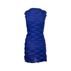 Issey miyake geometric pressed tunic dress 2?1550472580