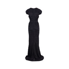 Herve leger fully beaded evening gown 1?1550472614