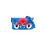 Authentic Second Hand Fendi Blue Micro Baguette (PSS-610-00006) - Thumbnail 0