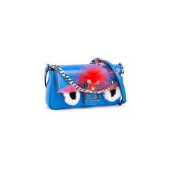 Fendi blue micro baguette 2?1550550281