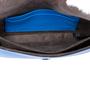 Authentic Second Hand Fendi Blue Micro Baguette (PSS-610-00006) - Thumbnail 4