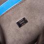 Authentic Second Hand Fendi Blue Micro Baguette (PSS-610-00006) - Thumbnail 5
