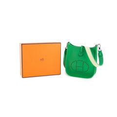 Hermes bambou evelyne iii 16 green 2?1550550663