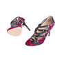 Authentic Second Hand Jimmy Choo Jazz Leopard-Print Pumps (PSS-607-00002) - Thumbnail 1