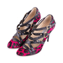 Authentic Second Hand Jimmy Choo Jazz Leopard-Print Pumps (PSS-607-00002) - Thumbnail 3