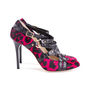 Authentic Second Hand Jimmy Choo Jazz Leopard-Print Pumps (PSS-607-00002) - Thumbnail 4