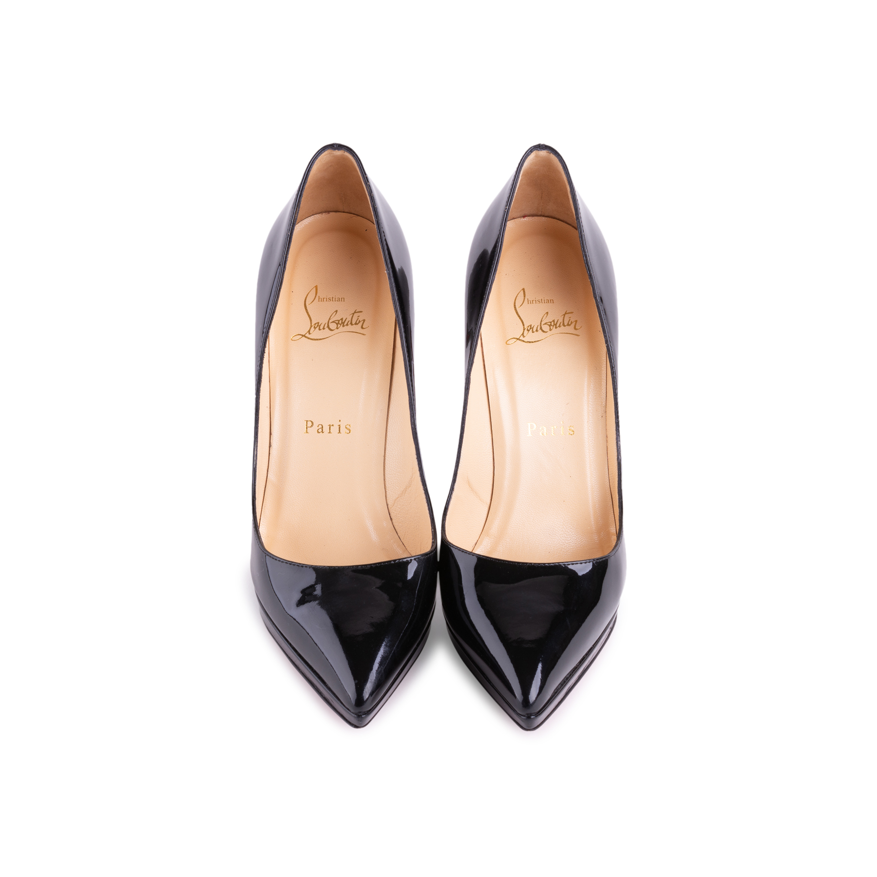 fdaf222a74b0 Authentic Second Hand Christian Louboutin Pigalle Plato Pumps  (PSS-607-00005)