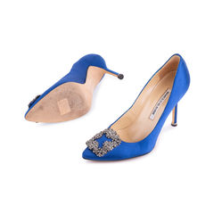 Manolo blahnik blue hangisi pumps blue 2?1550551969