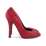 Authentic Second Hand Dolce & Gabbana Glitter Encrusted Pumps (PSS-607-00010) - Thumbnail 1