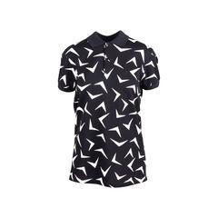 Boomerang Print Polo Shirt