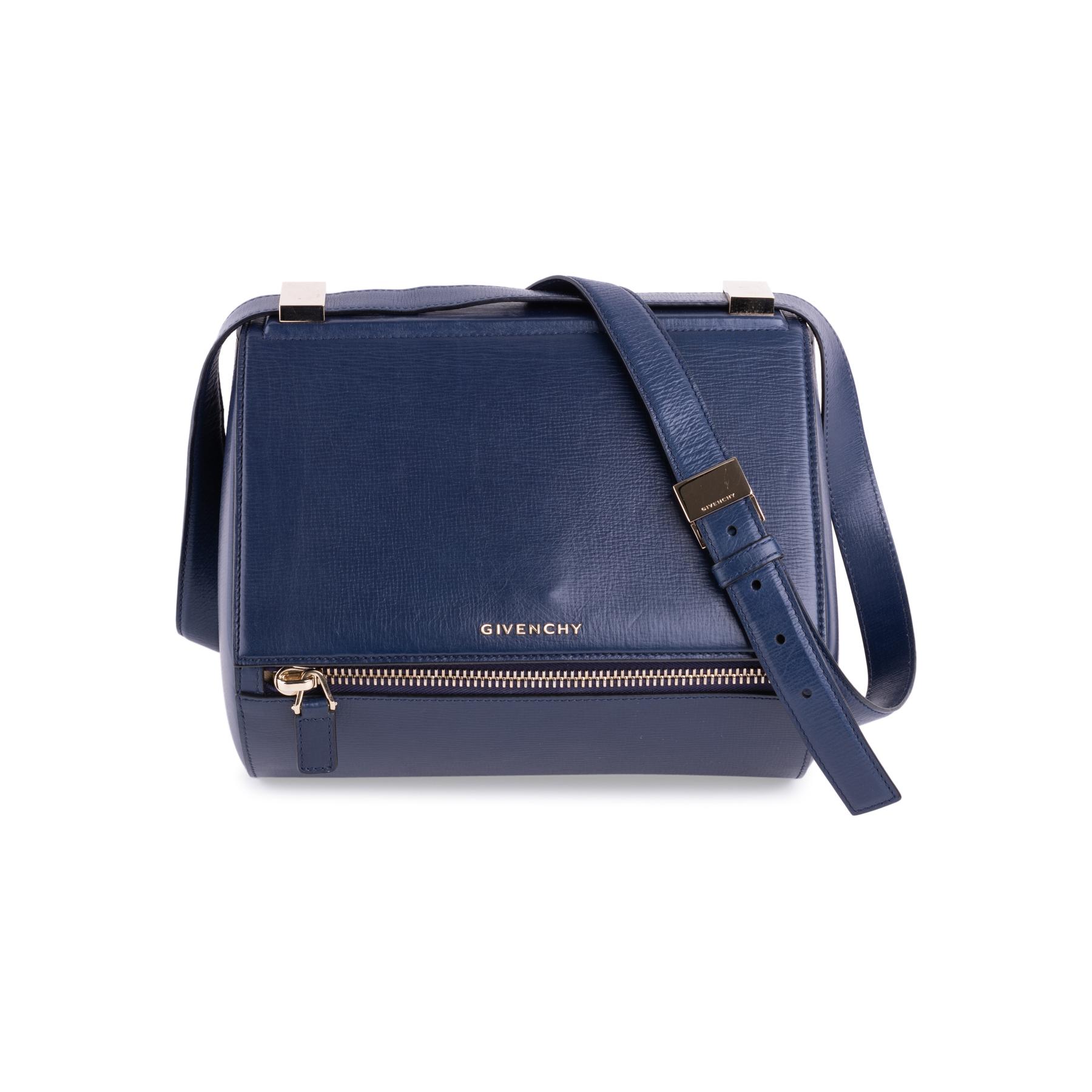 556a87da05f01 Authentic Second Hand Givenchy Pandora Box Medium Shoulder Bag  (PSS-615-00003)
