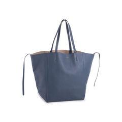 Celine phantom cabas tote blue 2?1550806769