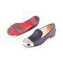 Authentic Pre Owned Christian Louboutin Rollergirl Flats (PSS-004-00093) - Thumbnail 1