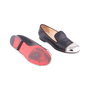 Authentic Pre Owned Christian Louboutin Rollergirl Flats (PSS-004-00093) - Thumbnail 2