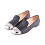 Authentic Pre Owned Christian Louboutin Rollergirl Flats (PSS-004-00093) - Thumbnail 3