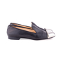 Authentic Pre Owned Christian Louboutin Rollergirl Flats (PSS-004-00093) - Thumbnail 4