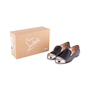Authentic Pre Owned Christian Louboutin Rollergirl Flats (PSS-004-00093) - Thumbnail 6