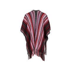 Missoni multicoloured knit stole 2?1550880525