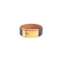 Authentic Second Hand Céline Leather Bracelet (PSS-619-00003) - Thumbnail 0