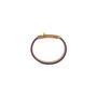 Authentic Second Hand Céline Leather Bracelet (PSS-619-00003) - Thumbnail 5