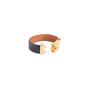 Authentic Second Hand Céline Leather Bracelet (PSS-619-00003) - Thumbnail 6