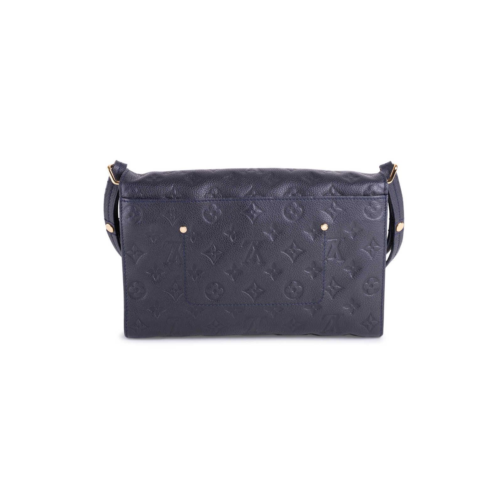 91d8cf722c25 ... Authentic Second Hand Louis Vuitton Empreinte Fascinante Bag  (PSS-619-00005) ...