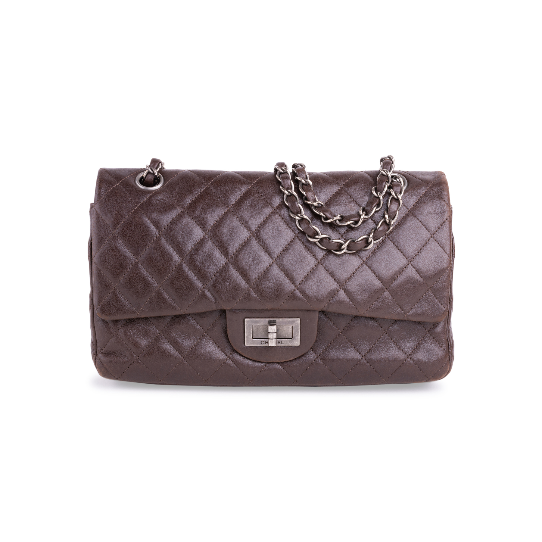 121e12f9b3b2af Authentic Second Hand Chanel Hybrid Reissue Bag (PSS-636-00001) | THE FIFTH  COLLECTION