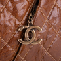 Authentic Second Hand Chanel Caviar Coco Pleats Hobo Bag (PSS-636-00003) - Thumbnail 4