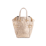 Authentic Pre Owned Yves Saint Laurent Lizard Mini Downtown Bag (PSS-636-00012) - Thumbnail 0