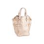 Authentic Pre Owned Yves Saint Laurent Lizard Mini Downtown Bag (PSS-636-00012) - Thumbnail 1