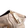 Authentic Pre Owned Yves Saint Laurent Lizard Mini Downtown Bag (PSS-636-00012) - Thumbnail 4
