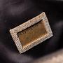 Authentic Pre Owned Yves Saint Laurent Lizard Mini Downtown Bag (PSS-636-00012) - Thumbnail 6