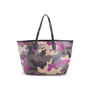 Authentic Second Hand Mischa Jet Set Camo Tote (PSS-636-00016) - Thumbnail 0