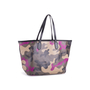 Authentic Second Hand Mischa Jet Set Camo Tote (PSS-636-00016) - Thumbnail 1