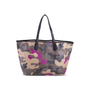 Authentic Second Hand Mischa Jet Set Camo Tote (PSS-636-00016) - Thumbnail 2