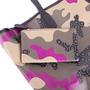 Authentic Second Hand Mischa Jet Set Camo Tote (PSS-636-00016) - Thumbnail 4