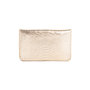 Authentic Second Hand Ling Wu Small Python Clutch Wallet (PSS-636-00019) - Thumbnail 2