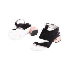 Proenza schouler suede ankle strap sandals 2?1551171744