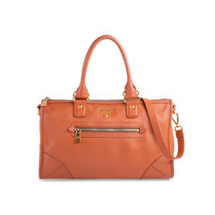 Vitello Daino Satchel