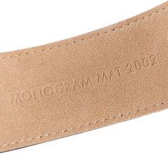 Louis vuitton monogram mat cuff bracelet 2?1551175662