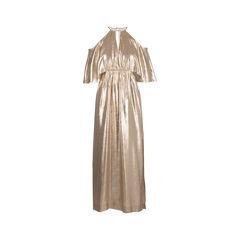 Marlene Cold Shoulder Gown