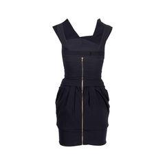 Preen by thornton bregazzi stretch dress black 2?1551241654