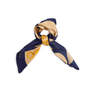 Authentic Second Hand Céline Logo and Chains Scarf (PSS-168-00012) - Thumbnail 0