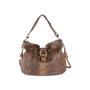 Authentic Second Hand Gucci Python Shoulder Bag (PSS-444-00015) - Thumbnail 0