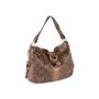 Authentic Second Hand Gucci Python Shoulder Bag (PSS-444-00015) - Thumbnail 1