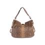 Authentic Second Hand Gucci Python Shoulder Bag (PSS-444-00015) - Thumbnail 2